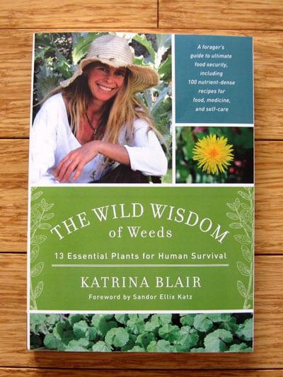 The Wild Wisdom of Weeds Books