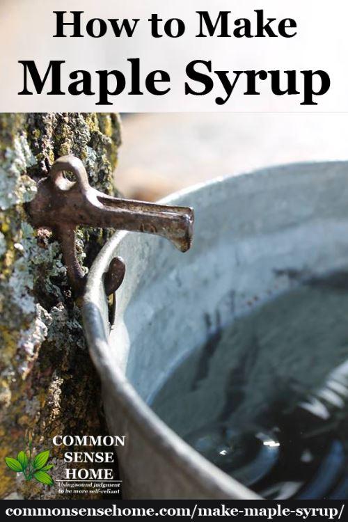 Maple tap