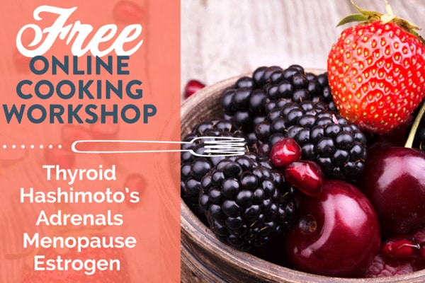 Cooking for Balance FREE Online Workshop