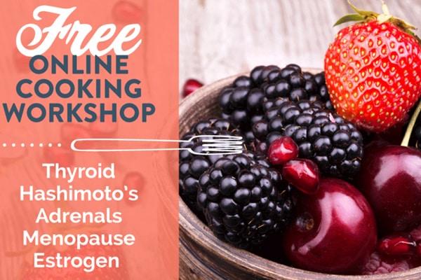 Cooking for Balance FREE Online Workshop