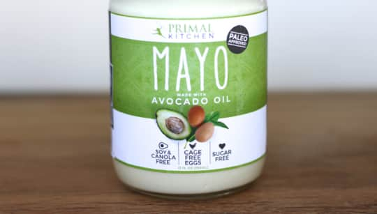 Primal Mayo made with avocado oil.