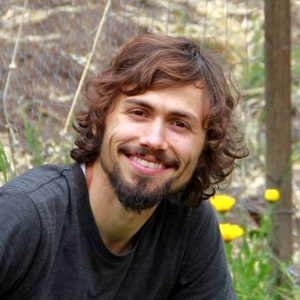 Matt Powers, creator of The Permaculture Student Book and Online Self Reliance Course Series