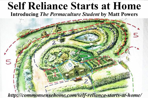 The Permaculture Student Online Self Reliance Course by Matt Powers. Learn Permaculture Design, Seed to Table Cooking, Seed Saving, Food Preservation & Storage.
