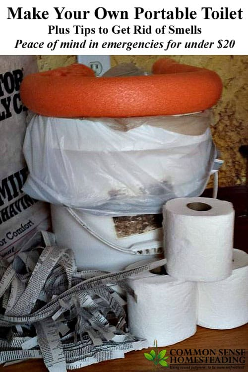 Diy Portable Toilet