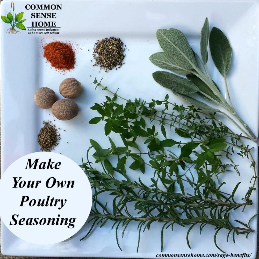 sage poultry seasoning