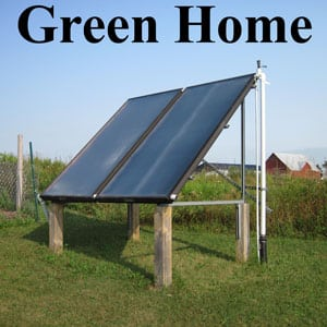 Green home building and remodeling, eco-friendly products and ideas.