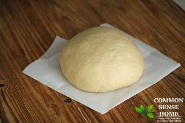 challah bread dough