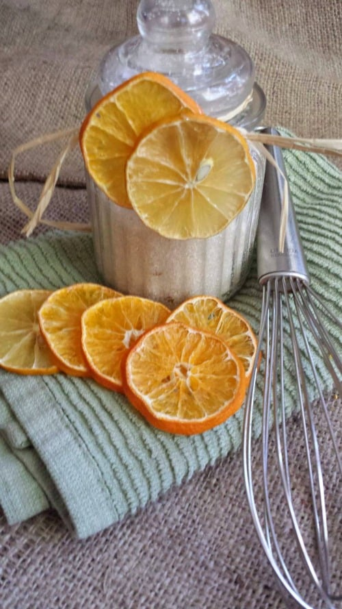 Turn citrus peels into a fun array of homemade citrus gifts! From candles to cleaners to luxurious body scrubs - you may never throw out a citrus peel again.
