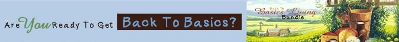 Back to Basics 15 Day Challenge