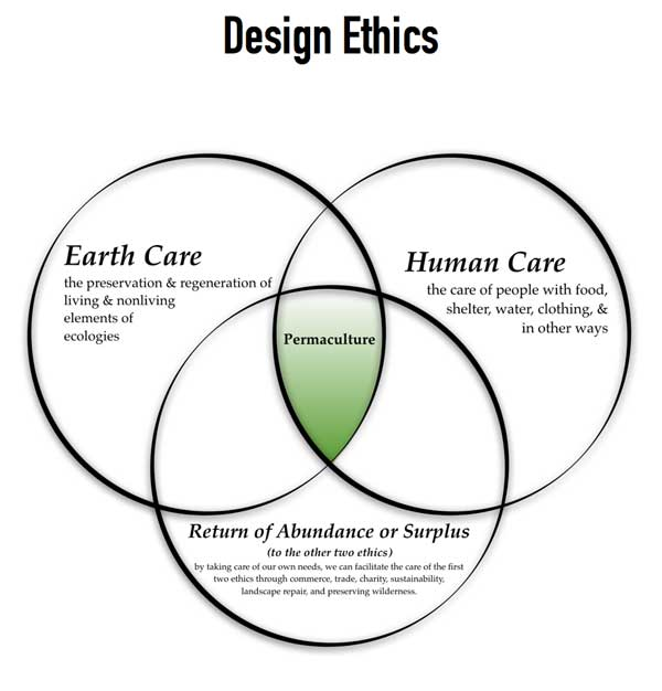 Permaculture Design - 3 Key Elements You Need to Know, Plus an Introduction to the First High School Permaculture Textbook, The Permaculture Student 2.