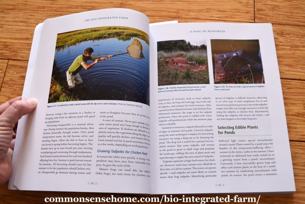 The Bio-Integrated Farm excerpt