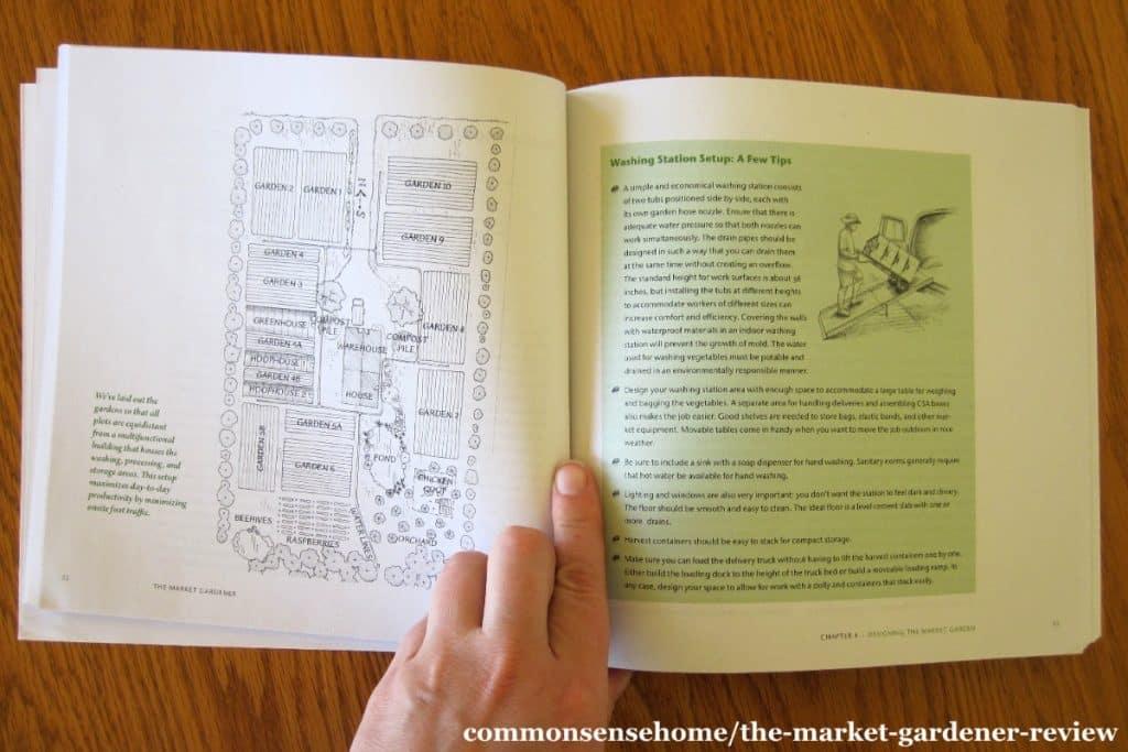 The Market Gardener excerpt