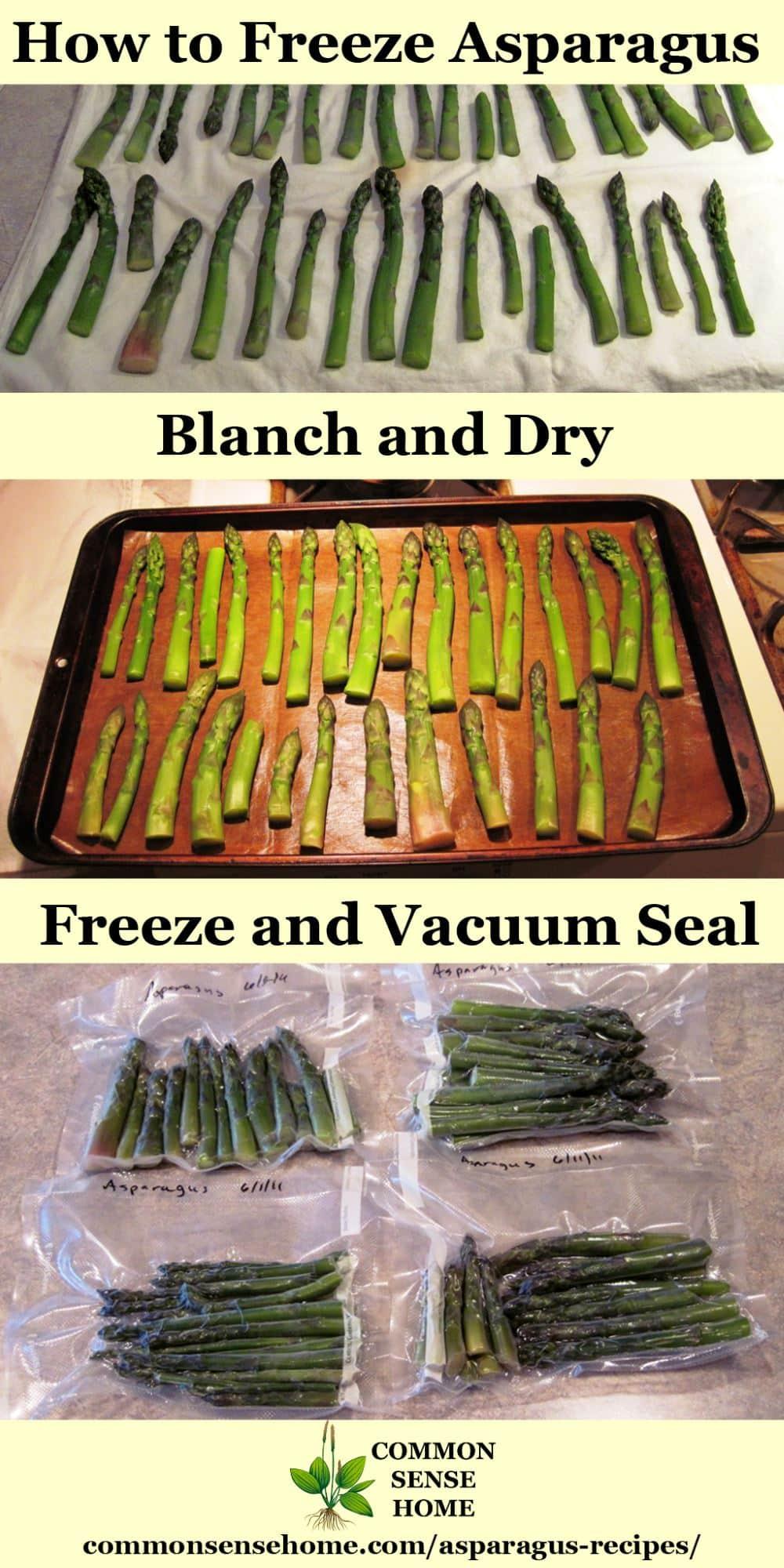 25 Healthy Asparagus Recipes Plus 4 Ways To Store Asparagus