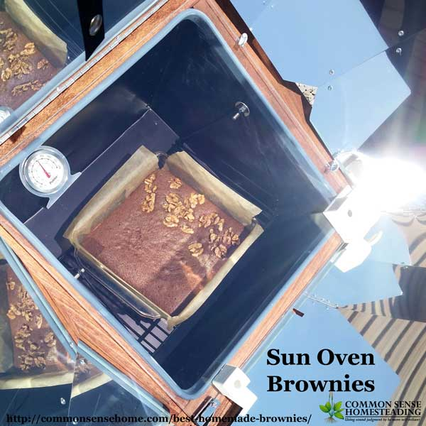 The best homemade brownies I have ever tasted, plus you can make from scratch in minutes. Rich and delicious, enjoy with nuts or without.