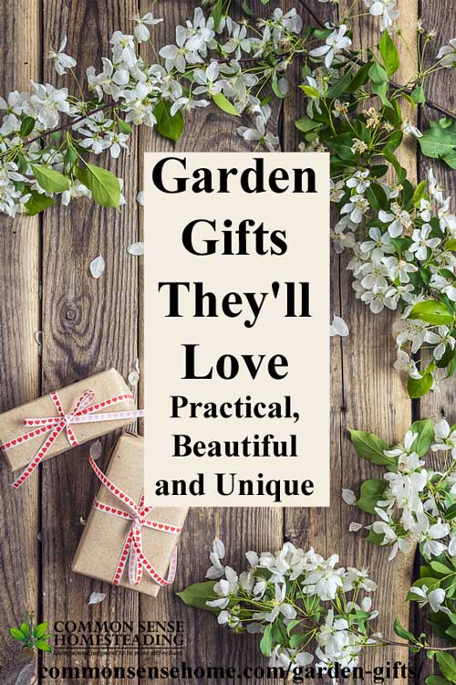Garden Gifts That Are Functional And Fun For The Devoted Green Thumb  Gardener, Curious Youngster