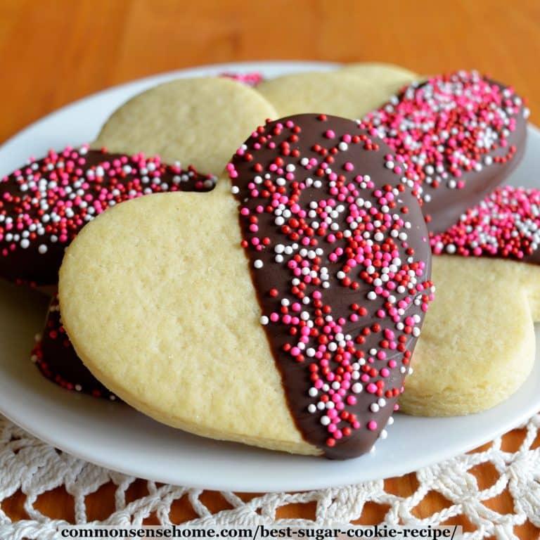 The Best Sugar Cookie Recipe, Plus a Sugar Cookie Q & A