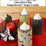 edible shot glasses - cookie cups