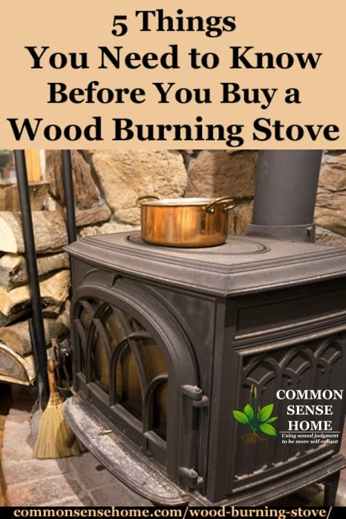 5 Things You Need to Know Before You Buy a Wood Burning Stove