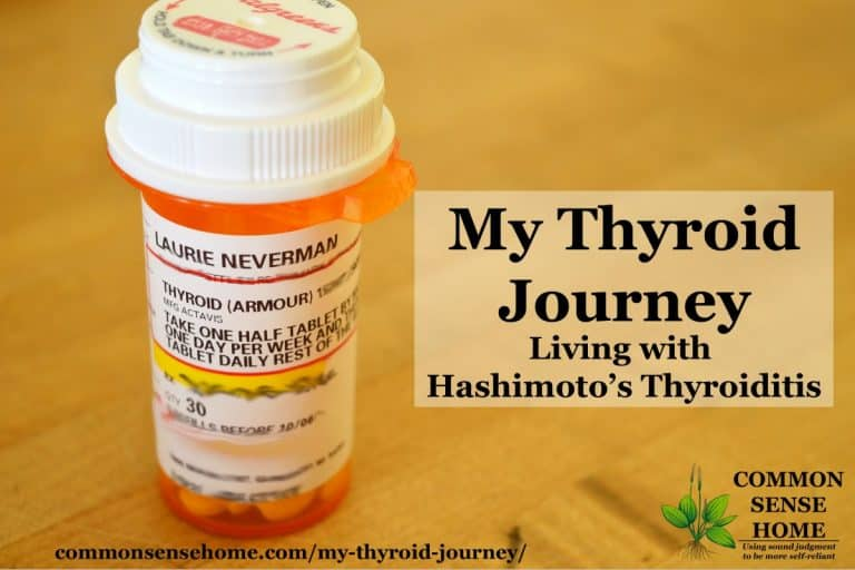 My Thyroid Journey – Living with Hashimoto's Thyroiditis