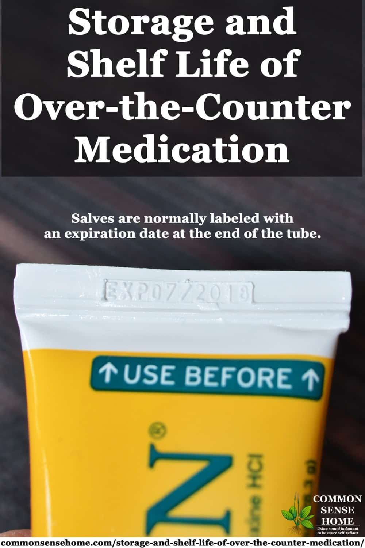 medicine shelf life