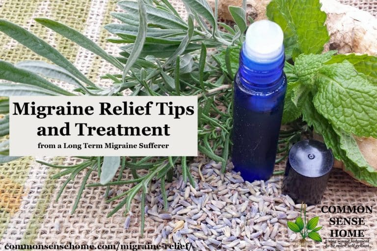 Migraine Relief Tips and Treatment from a Long Term Migraine Sufferer