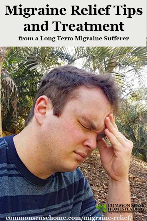 Migraine causes, types of migraines and migraine like headaches, migraine triggers, home remedies for migraine relief including behaviors, herbs and EOs.