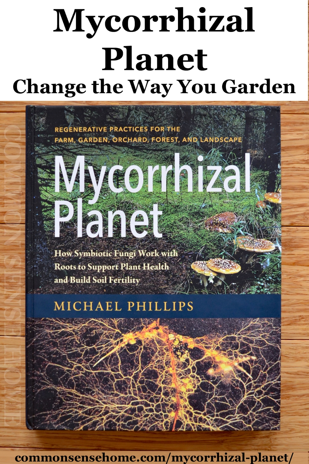 Mycorrhizal Planet book