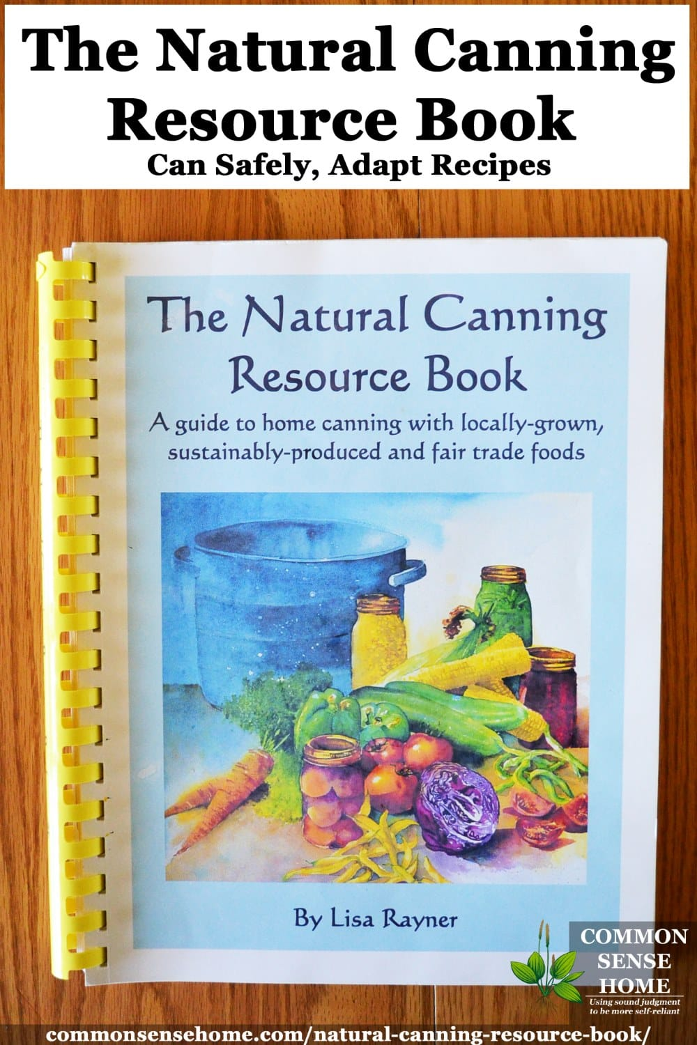 natural canning resource book