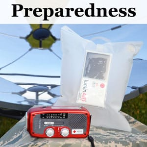 Preparedness for Every Day Emergencies