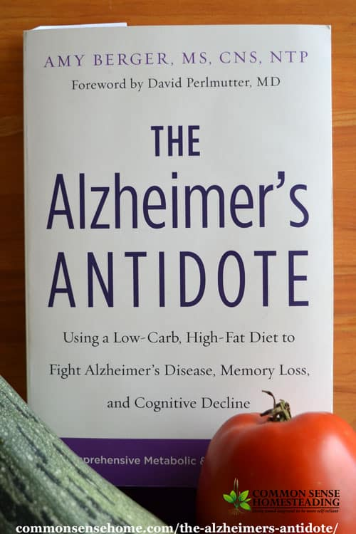 If you're concerned about your brain health or the health of someone you care about, The Alzheimer's Antidote is worth a read.