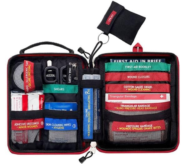 Survival Solutions Handy First Aid Kit