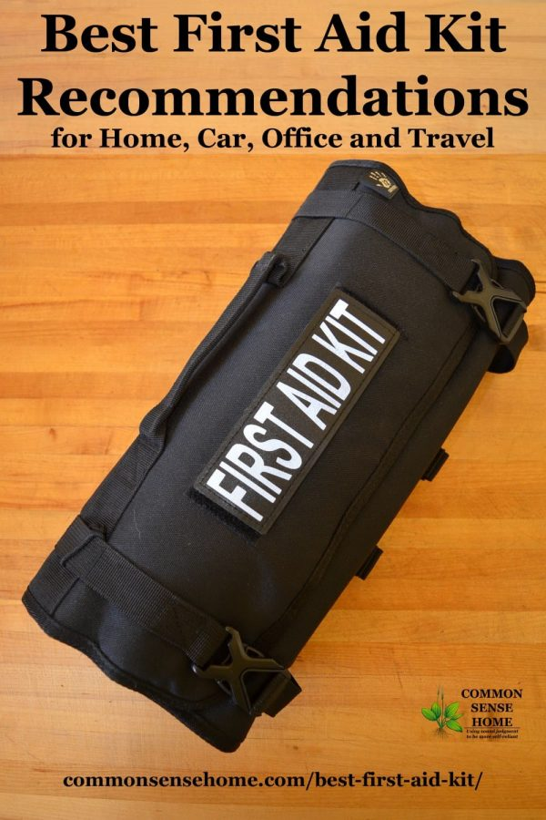 Best First Aid Kit Recommendations For Home, Car, Office