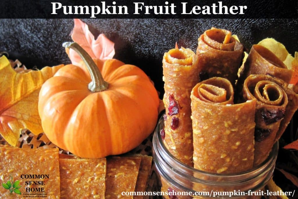 pumpkin leather