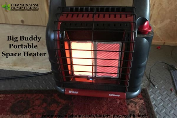 Do Battery Powered Space Heaters Or Emergency Heaters Exist