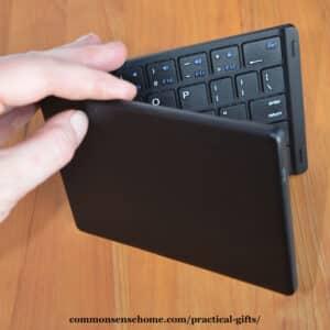 folding keyboard for practical gift
