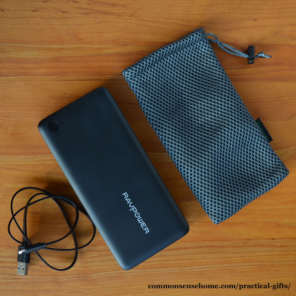 practical gifts - battery pack