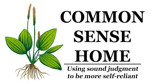 Common Sense Home Logo