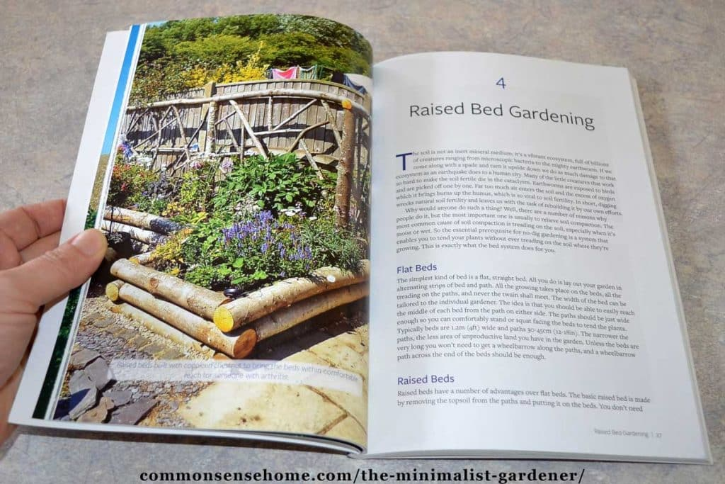 The Minimalist Gardener review