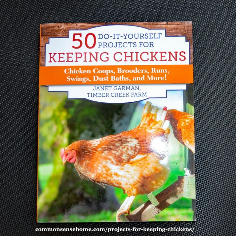 50 Do-It-Yourself Projects for Keeping Chickens – Chicken Coops and More
