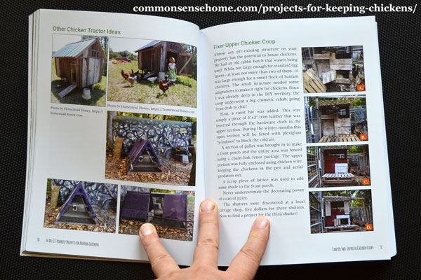 chicken tractor ideas book excerpt