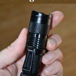cree q5 led flashlight