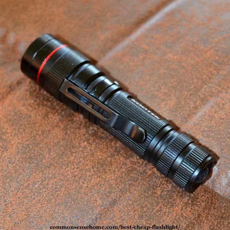 The Best Cheap Flashlight (Under $4 each and Crazy Bright)