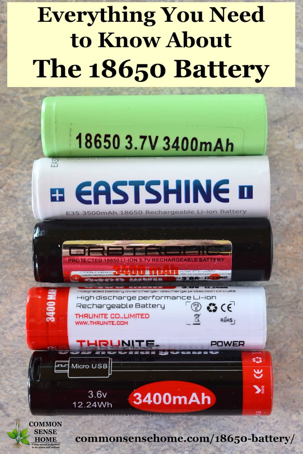 Everything You Need To Know About The 18650 Battery Protection Circuit As Well 12 Volt Charger Batteries
