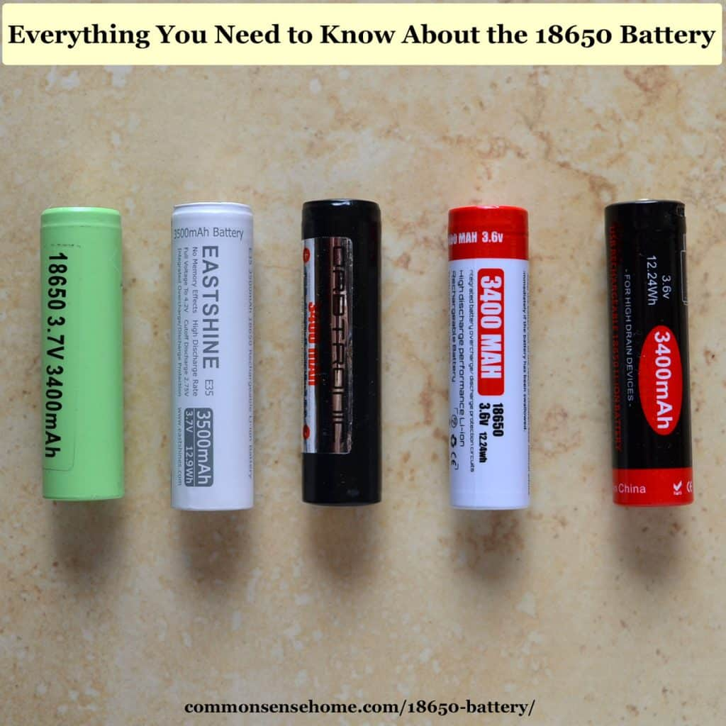 Everything You Need to Know About the 18650 Battery