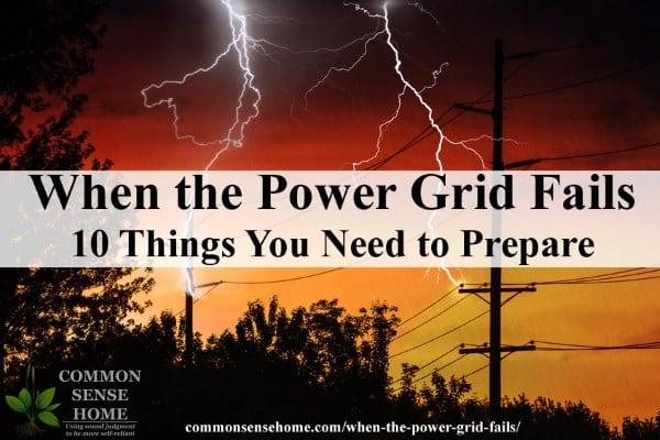 lightning striking near power line