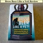 Brew Beer Like a Yeti book