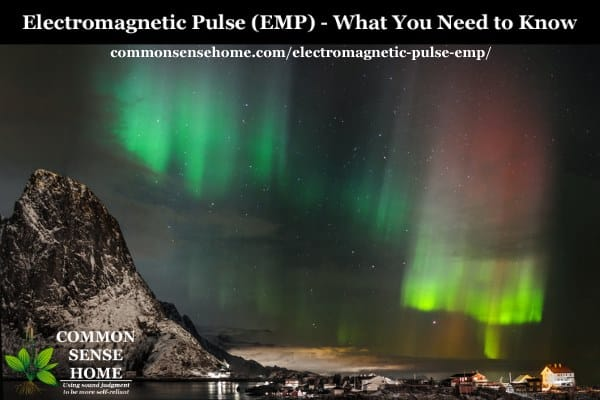 Electromagnetic Pulse (EMP) - What You Need to Know