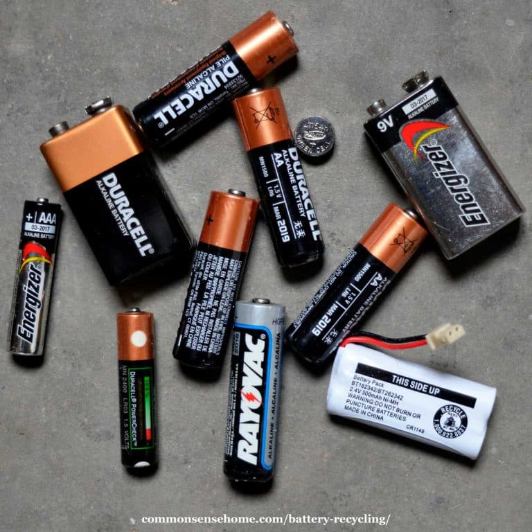 Battery Recycling – How to Recycle Batteries Safely