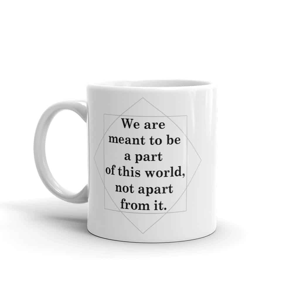 """""""A Part, Not Apart"""""""