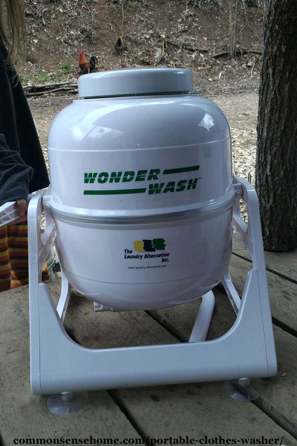 Wonder Wash from The Laundry Alternative